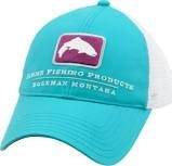 Simms Fishing SIMMS SMALL FIT TRT TRKR CAP - CABANA BLUE