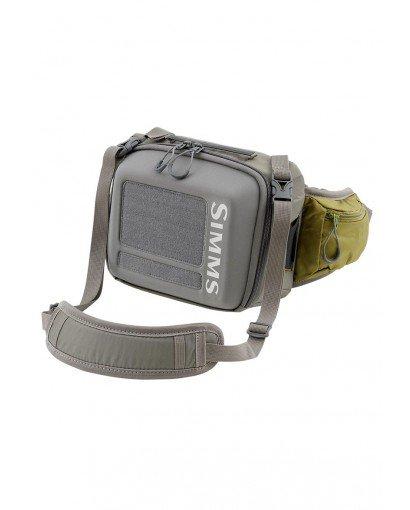 Simms Fishing Simms Waypoints Hip Pack - Gunmetal