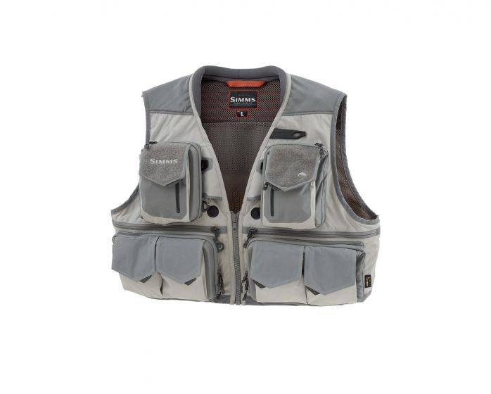 Simms Fishing Simms G3 Guide Vest - Steel