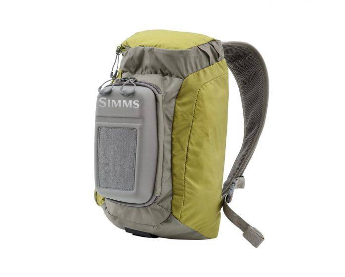SIMMS WAYPOINTS SLING PK - SMALL - ARMY GRN