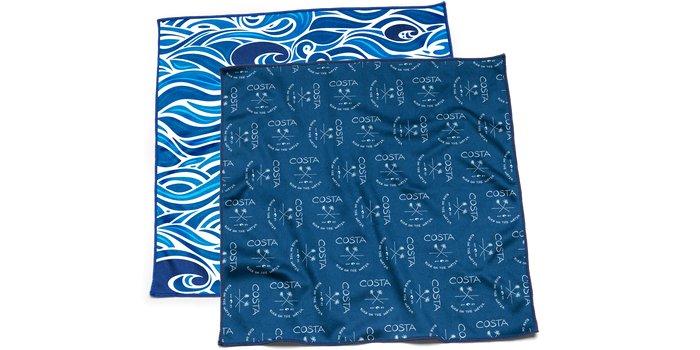 Costa Del Mar Costa Lens Cleaning Towel