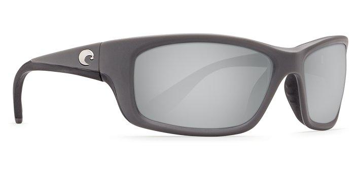 Costa Del Mar Costa Jose - Silver Frame - 580G Black Lens