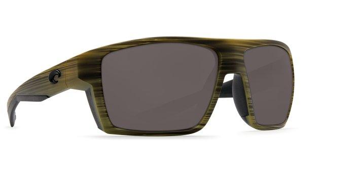 Costa Bloke - Matte Verde Teak/ Black Frame - Silver Mirror Glass- W580