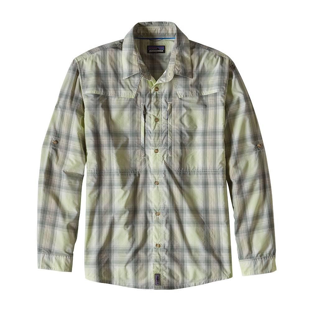 Patagonia Patagonia M's L/S Sun Stretch Shirt  - CTGG - Small