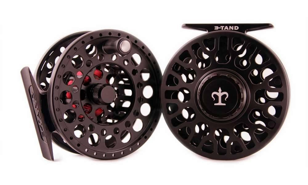 3-Tand TF-70 Reel - Black 6-8wt
