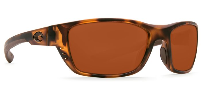 Costa Whitetip C-Mates - Matte Retro Tortoise - Copper 1.50