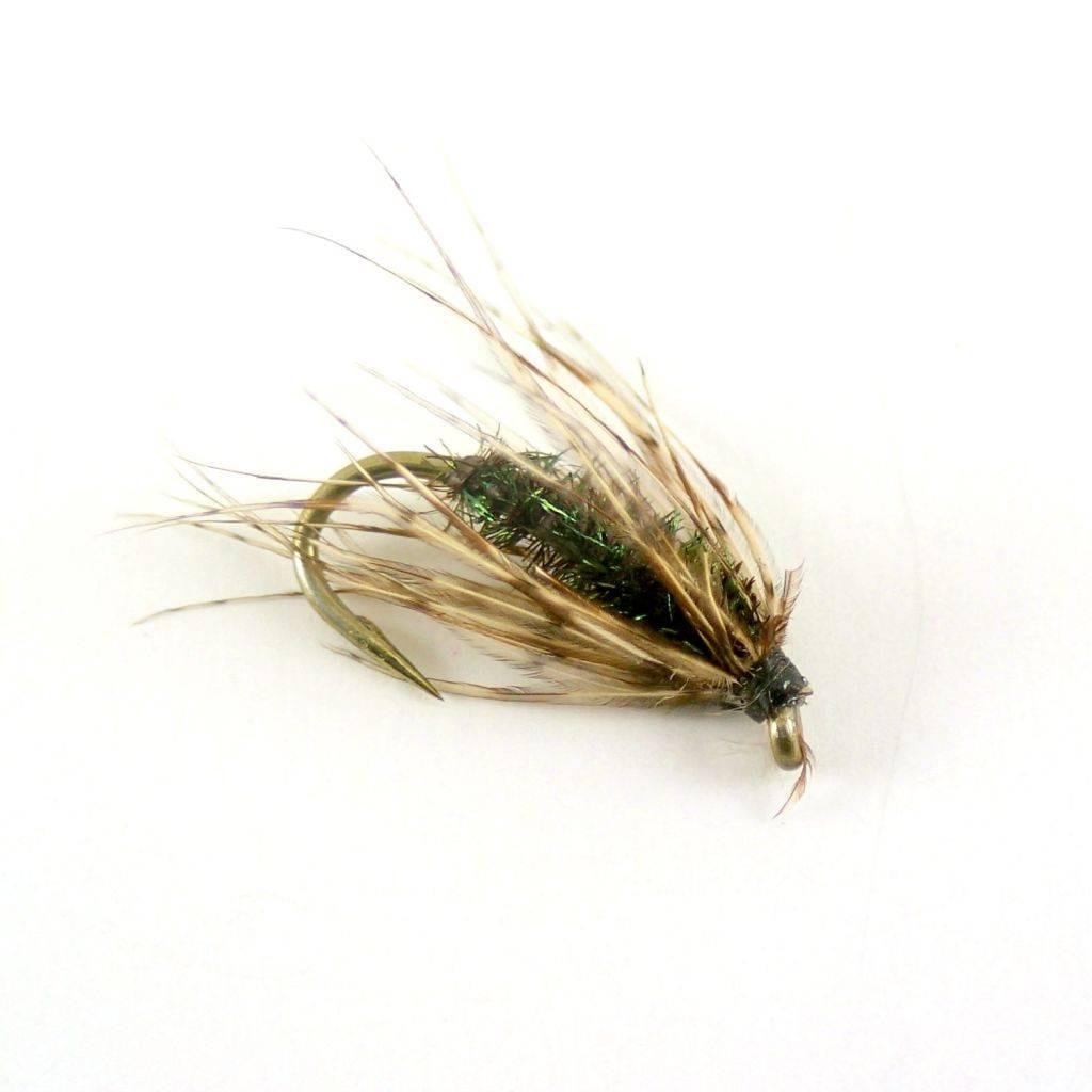 SH Peacock & Partridge #18