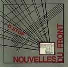 Desire Records D.Stop - Nouvelles du Front LP