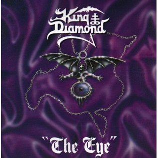 Metal Blade Records King Diamond - The Eye LP