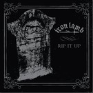 Craneo Negro Iron Lamb - Rip It Up 7""