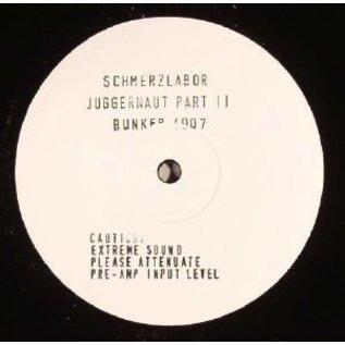 """Bunker Records Schmerzlabor - Juggernaut Pt 2 12"""""""