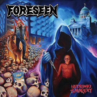 20 Buck Spin Foreseen -Helsinki Savagery LP