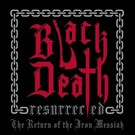 Wyrd War Black Death Resurrected - The Return of the Iron Messiah LP
