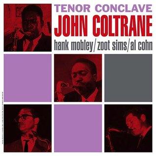 Doxy Coltrane, John - Tenor Conclave LP