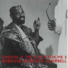 Honest Jons Records Campbell, Ambrose Adekoya - London Is The Place For Me Vol. 3 2xLP