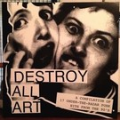 Rock 'N Roll Parasite V/A - Destroy All Art LP