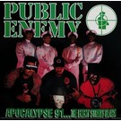 Public Enemy - Apocalypse 91: The Enemy Strikes Black 2xLP
