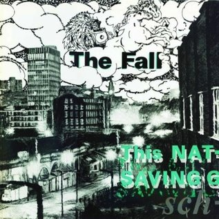 Beggars Banquet Fall, The – This Nation's Saving Grace LP