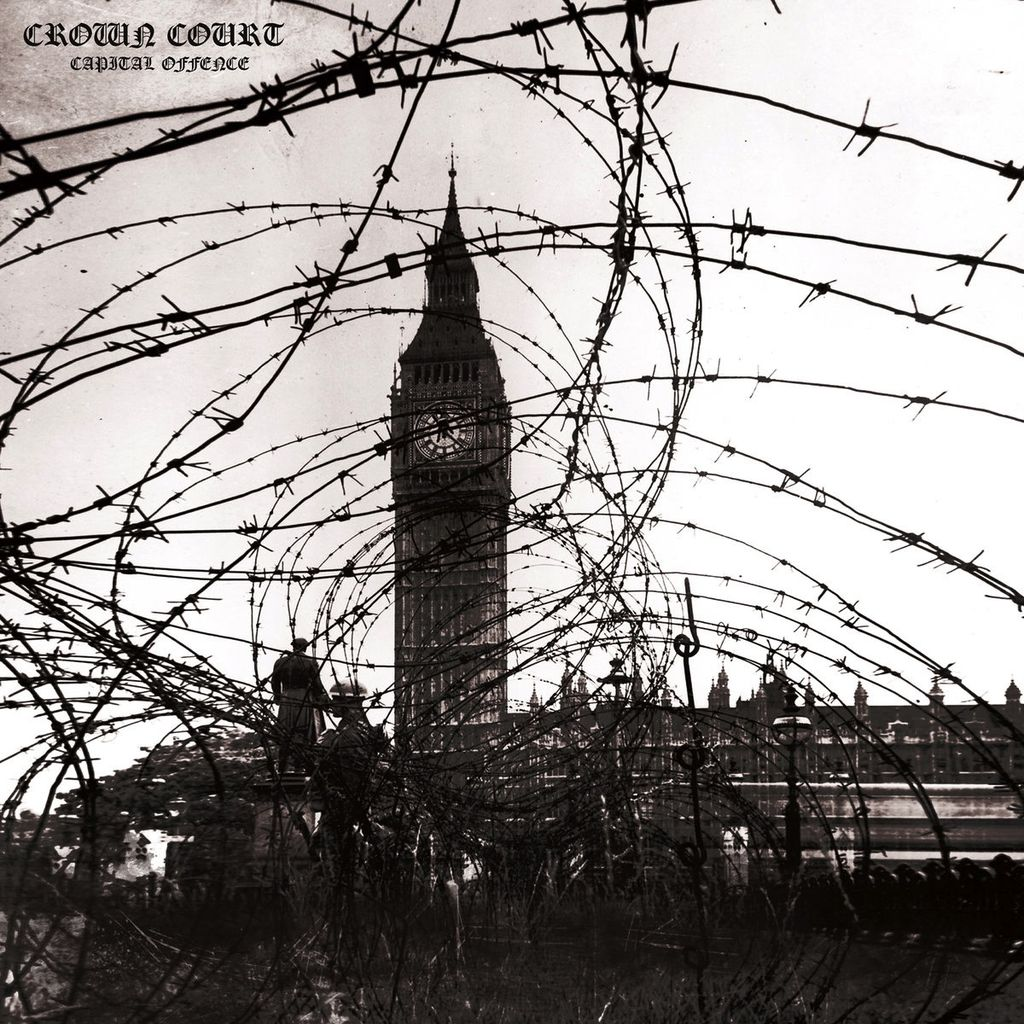 Katorga Works Crown Court - Capital Offence LP - Material World Records