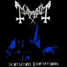 Century Media Records Mayhem - De Mysteriis Dom Sathanas CD
