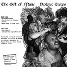 """Total Punk Violence Creeps - The Gift Of Music 12"""""""