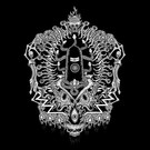 Iron Bonehead Productions Genocide Shrines ‎– Manipura Imperial Deathevokovil: Scriptures Of Reversed Puraana Dharmurder LP