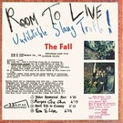 Superior Viaduct Fall, The - Room To Live LP