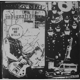 "Brain Solvent Propaganda Indignation - 5 Track EP 7"""