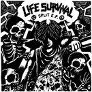 Desolate Records Life/Instinct Of Survival - Life Survival EP