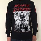 Nuclear War Now! Productions Sadistik Exekution - Long Sleeve (XL)