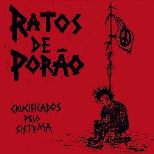 Beat Generation Ratos De Porao - Crucificados Pelo Sistema LP