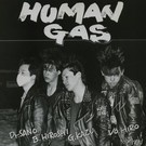 Not On Label Human Gas - Discography LP