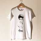 "Bid Chaos Welcome Carol ""Breakdown"" T Shirt Small"