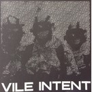 Vile Intent Vile Intent ‎– Machine Into Flesh LP