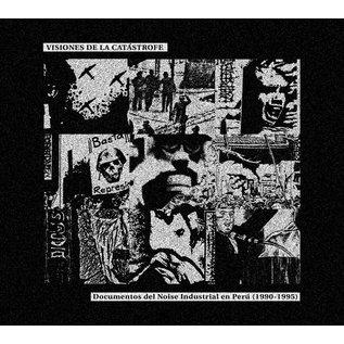 Buh Records V/A - Visiones De La Catástrofe - Documentos Del Noise Industrial En El Perú (1990-1995) CD