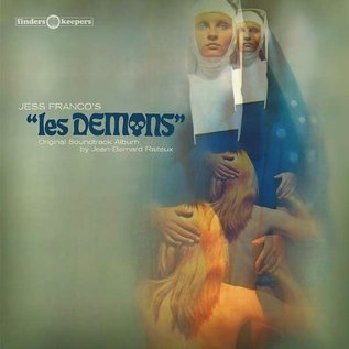 Finders Keepers Raiteux, Bernard - Les Demons OST LP