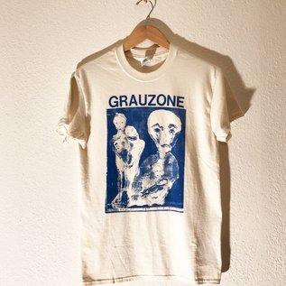 Bid Chaos Welcome Grauzone - Konzert T-Shirt Large