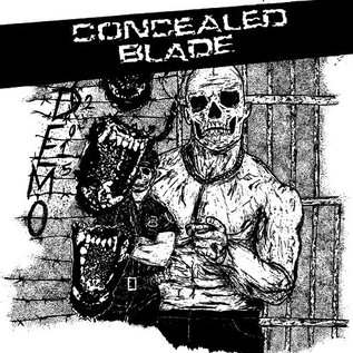 Beach Impediment Concealed Blade ‎– Demo 2015 7""