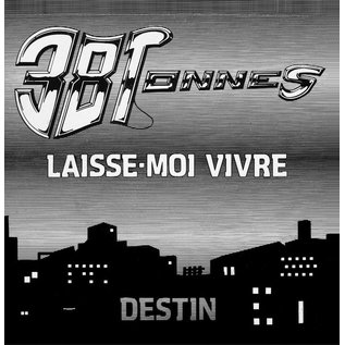 """Cameleon Records 38 Tonnes - Laisse Moi Vivre 7"""""""