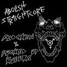 none Flocken & Fucked Up Kueers - Abolish Straightcore 7""