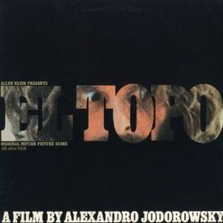 Real Gone Music Jodorowsky, Alexandro - El Topo: Soundtrack Album LP