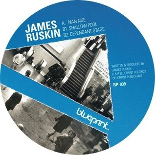 Blueprint James Ruskin - Nan Nife 12""