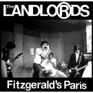 Feel It! Records Landlords, The - Fitzgerald's Paris LP