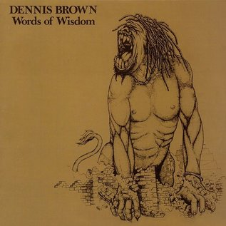 Brown, Dennis - Words Of Wisdom LP