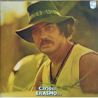Light In The Attic Carlos, Erasmo - Carlos, Erasmo… CD