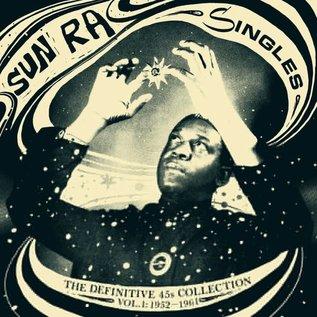 Sun Ra - Singles vol. 1 3xLP