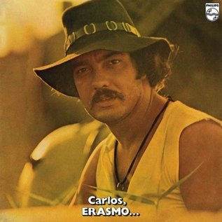 Light In The Attic Carlos, Erasmo - Carlos, Erasmo… LP
