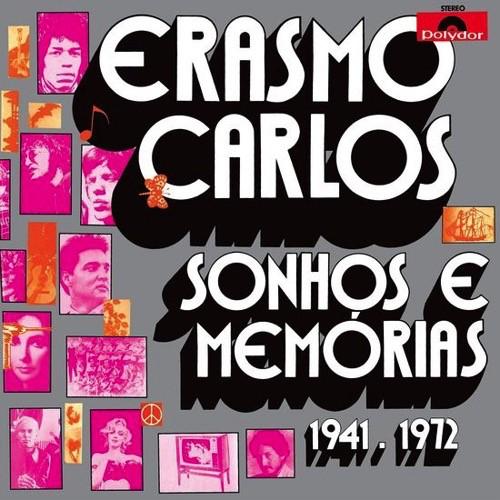 Light In The Attic Carlos, Erasmo   Sonhos E Memorias LP