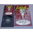 Sabbat - Kill Fuck Jesus Christ LP