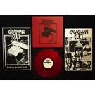 Larval Productions Caveman Cult - Rituals of Savagery LP